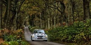 Teemu Suninen / Mikko Markkula, ŠKODA FABIA S2000, TGS Worldwide OU. Wales Rally GB 2015