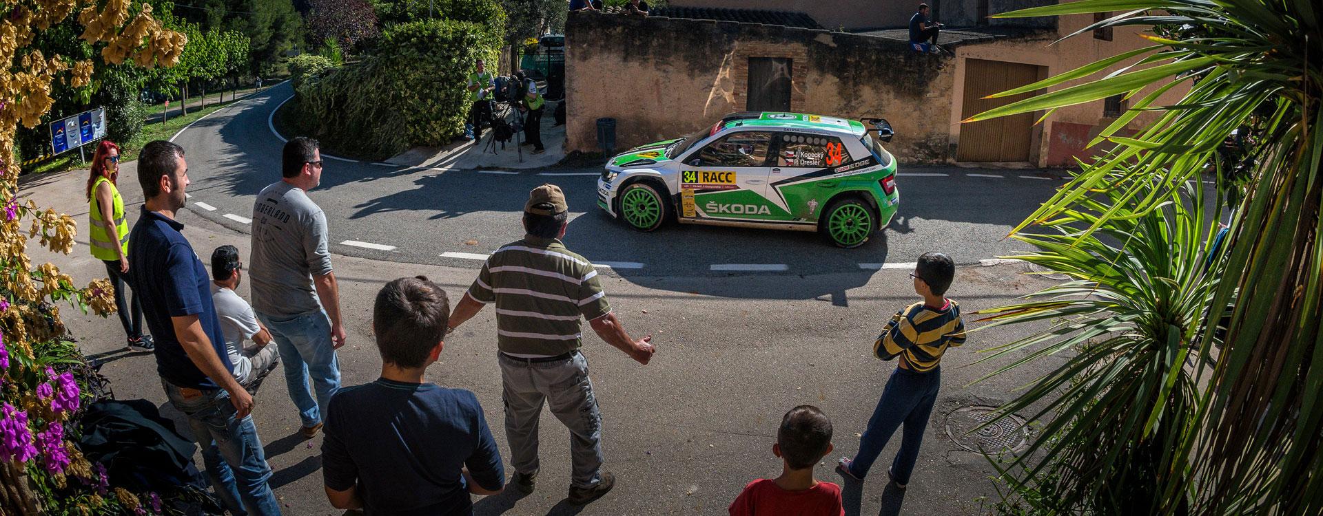 VIDEO: ŠKODA Motorsport na RallyRACC Catalunya – Costa Daurada 2016