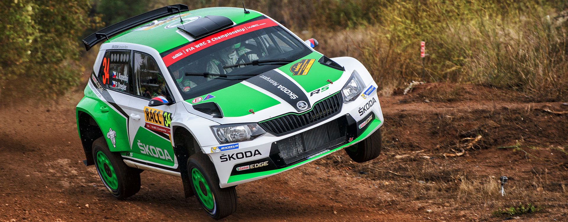 PHOTO: ŠKODA Motorsport at the RallyRACC Catalunya – Costa Daurada 2016