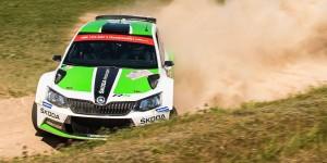 Esapekka Lappi / Janne Ferm, ŠKODA FABIA R5, ŠKODA Motorsport. PZM Rajd Polski - Rally Poland 2016