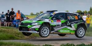 Freddy Loix / Johan Gitsels, ŠKODA FABIA R5, Duindistel. Kenotek by CID LINES Ypres Rally 2016