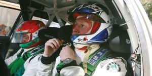 Colin McRae / Nicky Grist, ŠKODA FABIA WRC, ŠKODA Motorsport. Telstra Rally Australia 2005