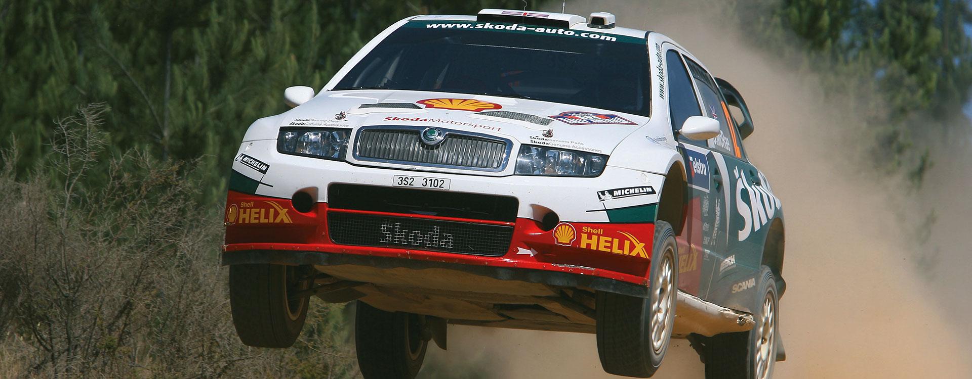 Z archivu: Legendární vystoupení Colina McRaeho na Australské rally 2005