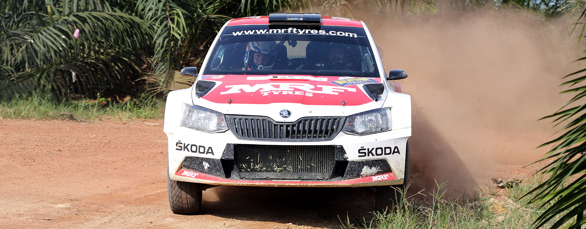 APRC India: Local hero Gill and ŠKODA to be welcomed as champions