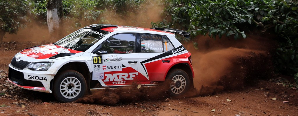 aprc-champion-gaurav-gill-and-skoda-triumph-in-india