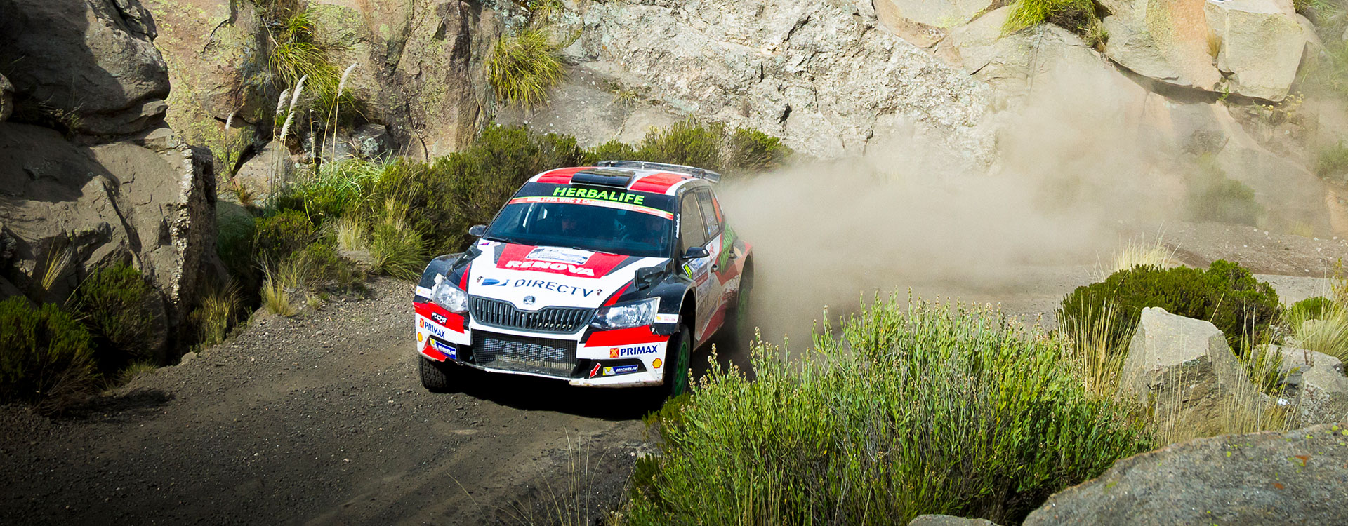 ŠKODA delivers 100th FABIA R5