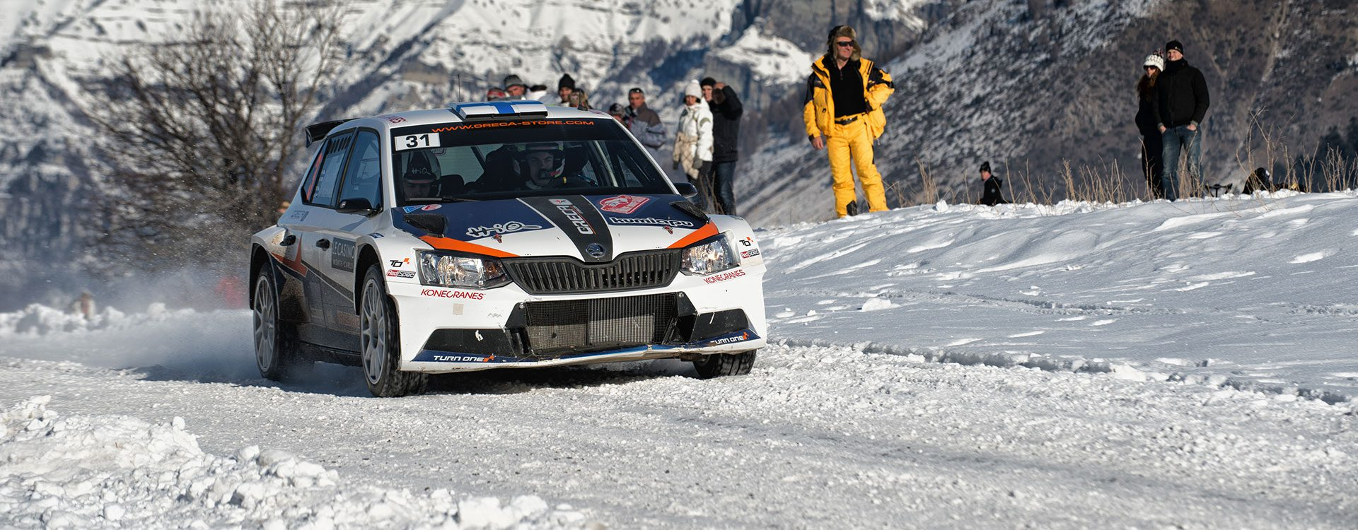 WRC Monte Carlo: Modified but still extremely demanding