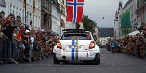 Andreas Mikkelsen / Ola Fløene, ŠKODA FABIA S2000, ŠKODA UK. Rallye Deutschland 2012
