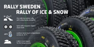 Rally Sweden Facts