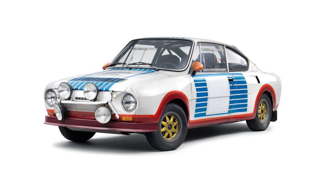 ŠKODA 130 RS, ŠKODA Motorsport. Rallye Automobile de Monte-Carlo 1977
