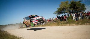 Nicolás Fuchs / Fernando Mussano, ŠKODA FABIA R5. Rally Argentina 2016