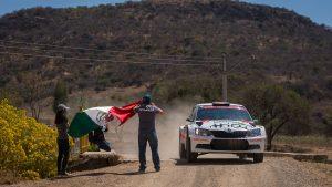 Teemu Suninen / Mikko Markkula, ŠKODA FABIA R5, TGS Worldwide OU. Rally Guanajuato Mexico 2016
