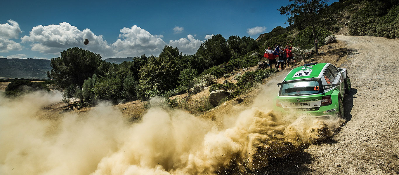 WRC Italy: Jan Kopecký and Pavel Dresler return to the World Rally Championship