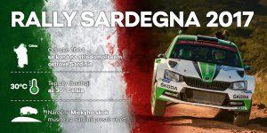 2017 Rally Italia Sardegna - Charakteristika