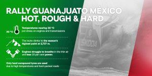 2017 Rally Guanajuato Mexico Facts
