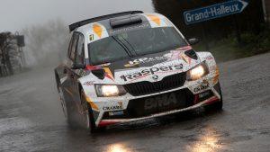 Kris Princen / Peter Kaspers, Kris Princen Rallysport. Spa Rally 2017 (Photo: BRC Media)