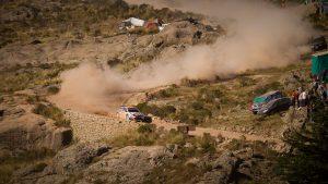 Abdulaziz Al-Kuwari / Killian Duffy, ŠKODA FABIA R5, Culture & Sport Qatar Rally Team. Rally Argentina 2016
