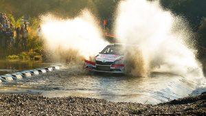 Nicolás Fuchs / Fernando Mussano, ŠKODA FABIA R5, Nicolás Fuchs. Rally Argentina 2016