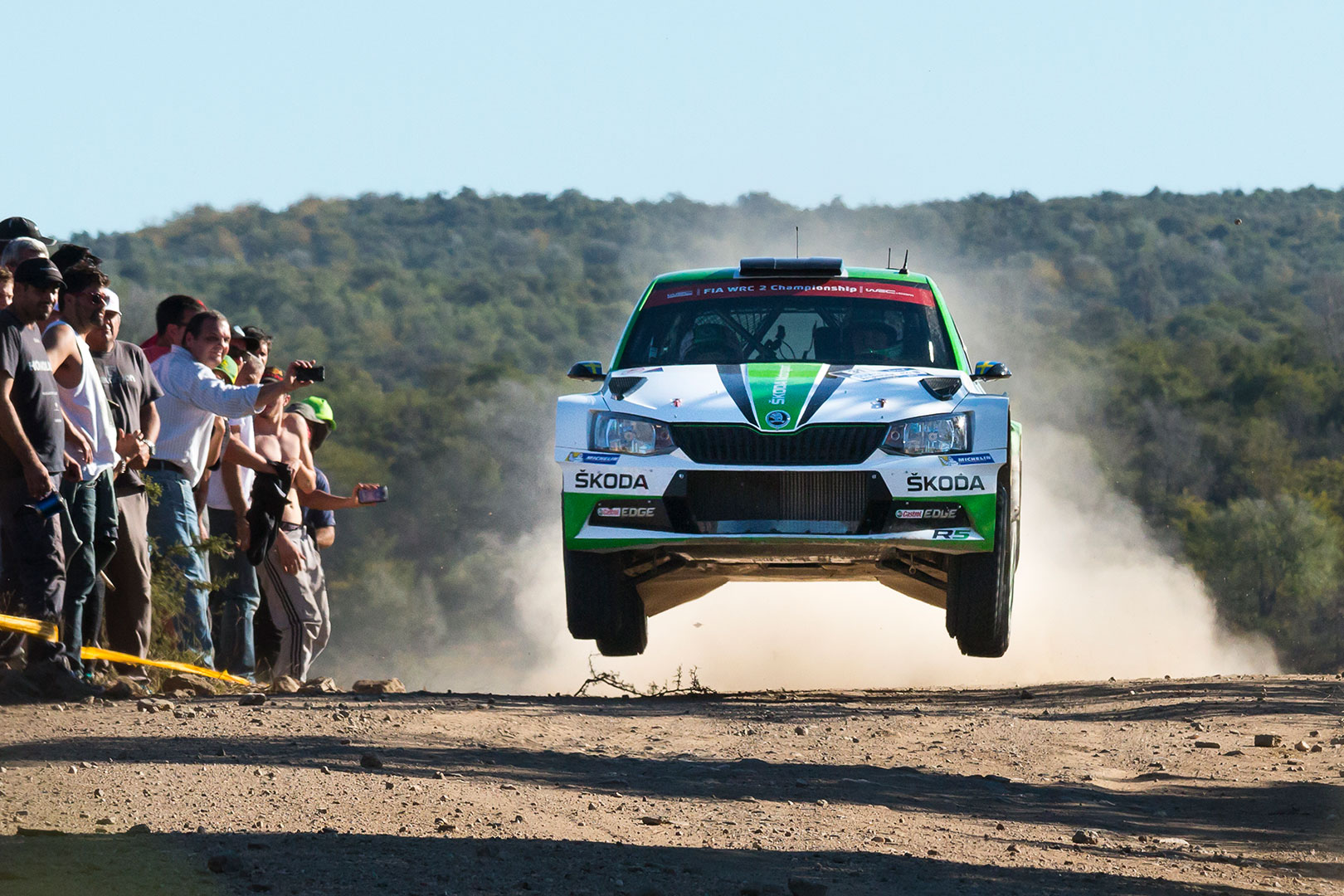 Rally Argentina: A Marathon From Pampas to High Mountains