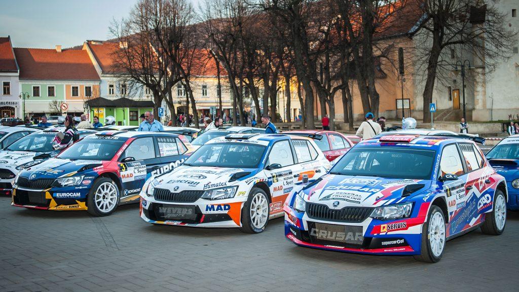 ŠKODA FABIA R5, Rally Rožňava 2017