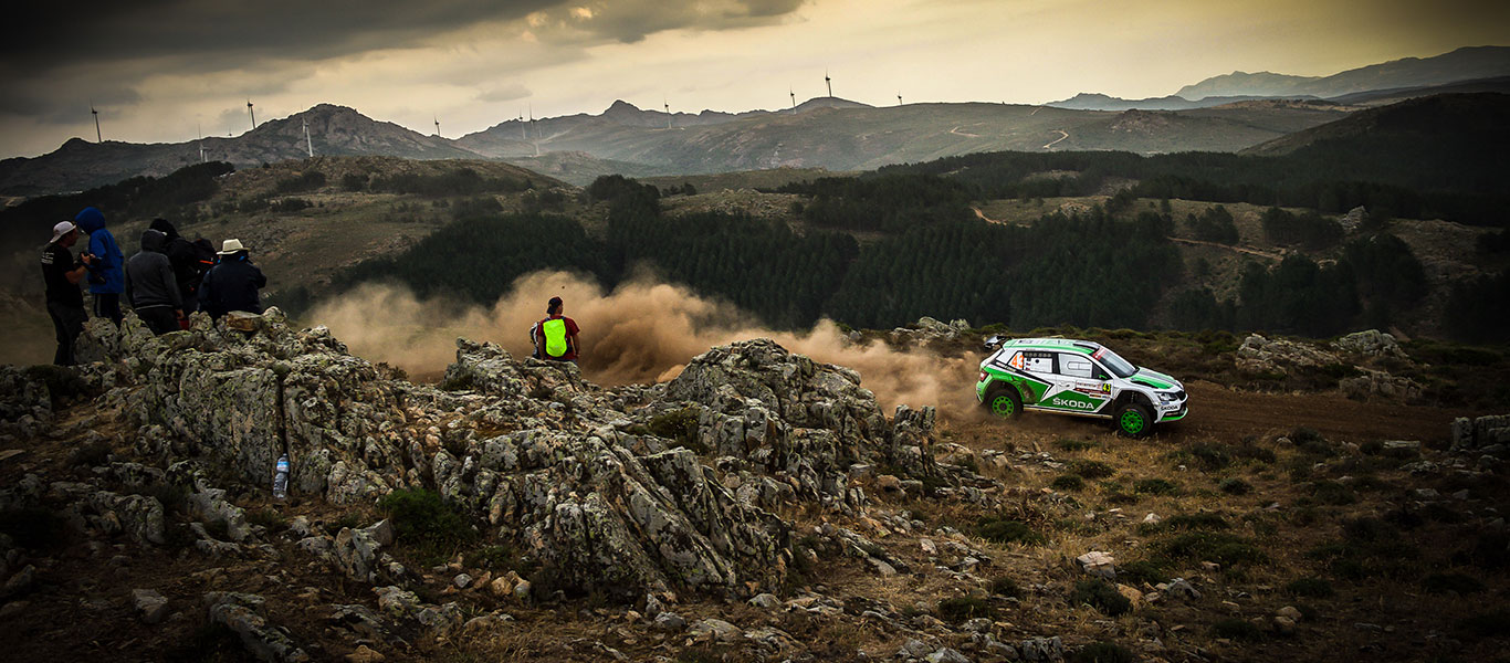 WRC Italy: Fast gravel roads and Mediterranean summer will test the crews
