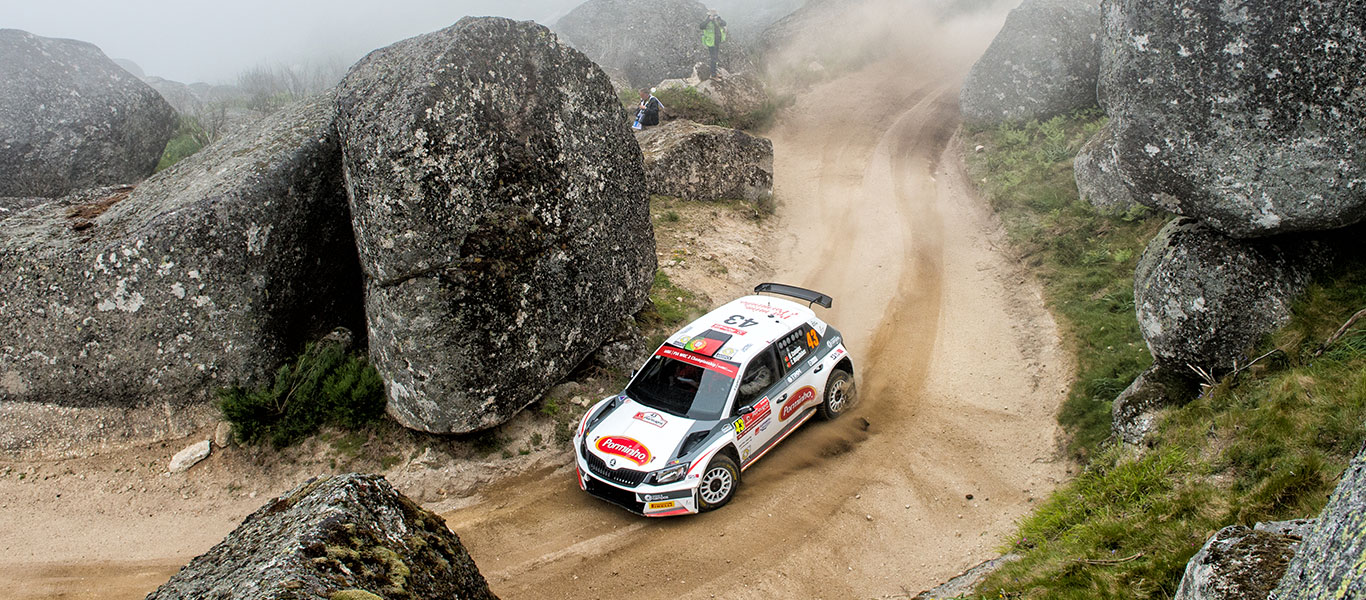 WRC Portugal: ŠKODA Customer Teams pushing for the podium