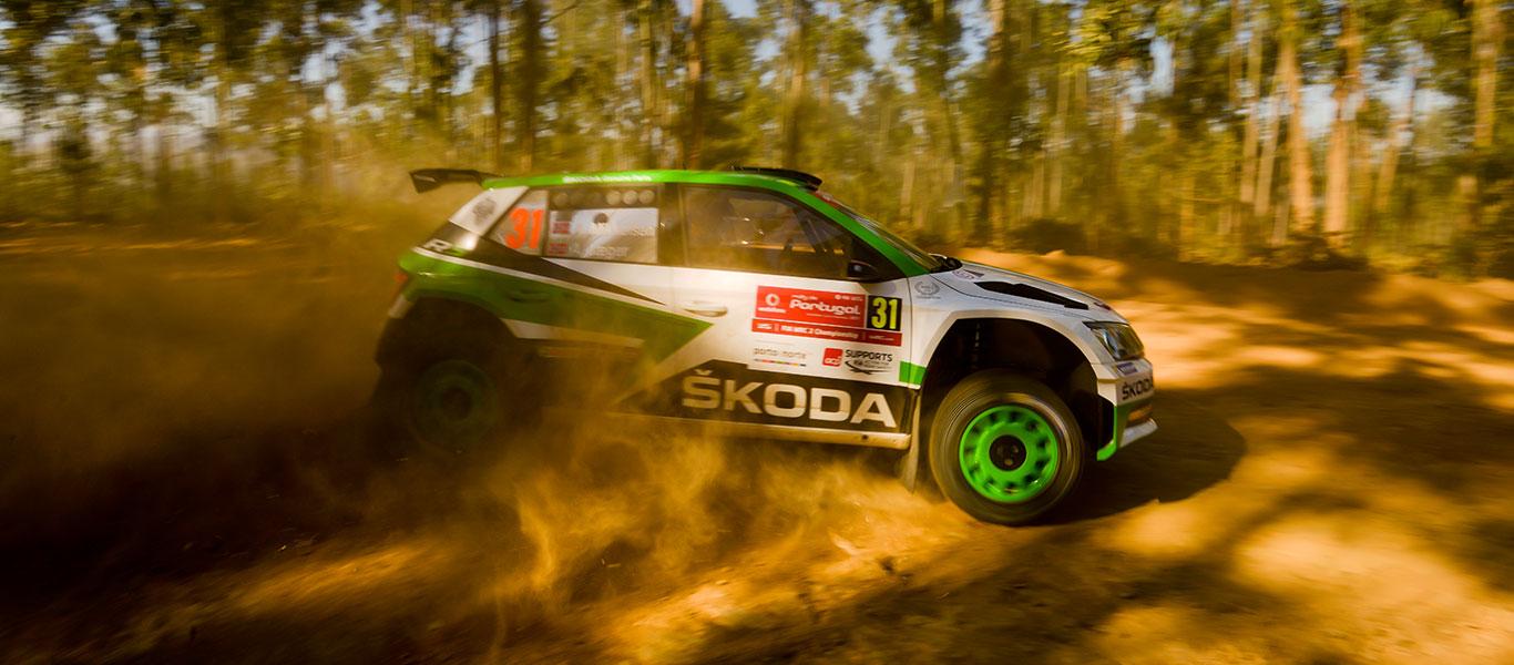 WRC Portugalsko: nedostižný Mikkelsen vede kategorii WRC 2