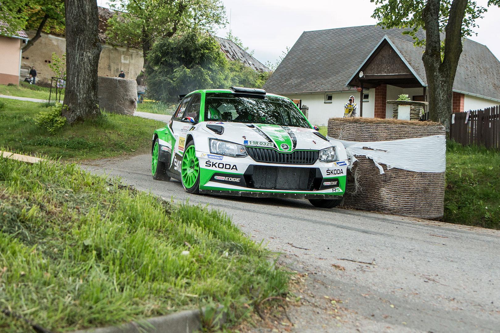 Rallye Český Krumlov Starts This Friday