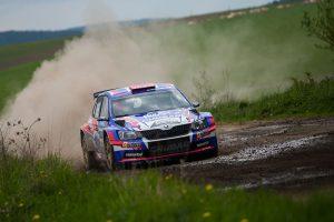 Grzegorz Grzyb / Bogusław Browiński, ŠKODA FABIA R5, Rufa Sport. Rallye Tatry 2017