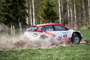 Mikko Lehessaari / Reeta Hämäläinen, ŠKODA FABIA R5, Hannu's Rally Team. Riihimäki-Ralli 2017