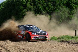 Vincent Verschueren / Gert Broekaert, ŠKODA FABIA R5, Vincent Verschueren. Sezoens Rally 2017 (Foto: BRC Media)Photo
