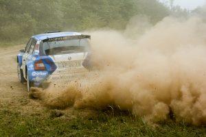Péter Ranga / Tamás Szöke, ŠKODA FABIA R5, Ranga Rally Team. Szombathely Rallye 2017