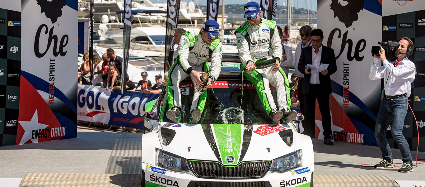 WRC Portugal: Tidemand and Mikkelsen want to strenghten their lead