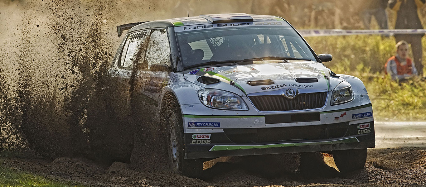 From the Archives: Esapekka Lappi leaves his mark on debut at 2012 Rally Poland