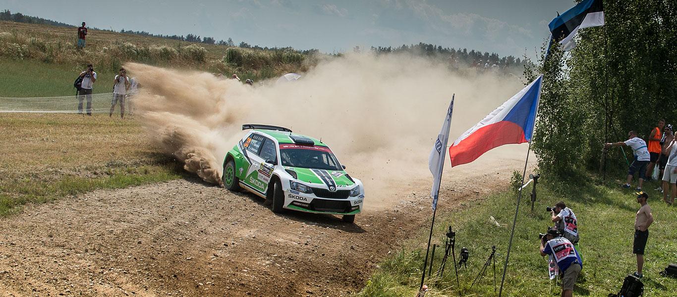 WRC Poland: Pontus Tidemand and Jonas Andersson want to continue WRC2 winning streak for ŠKODA