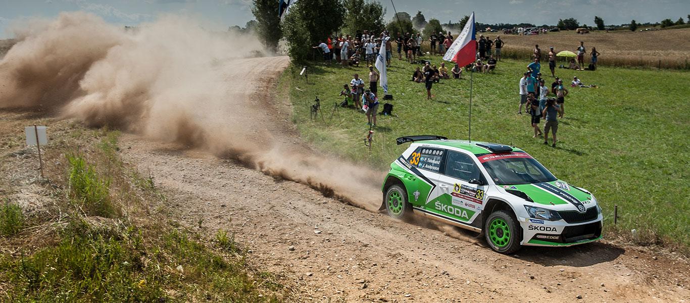 WRC Polsko: Největší výzvou jsou rychlé tratě a kameny skryté v trávě