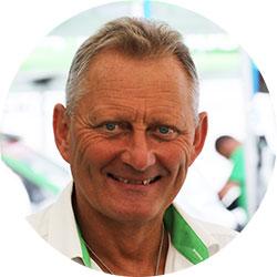 Jaromír Jiřík, týmový lékař, ŠKODA Motorsport. Rally Italia Sardegna 2017