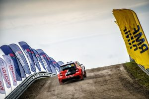 Hubert Ptaszek / Maciej Szczepaniak, ŠKODA FABIA R5, Orlen Team. Rally Poland 2017