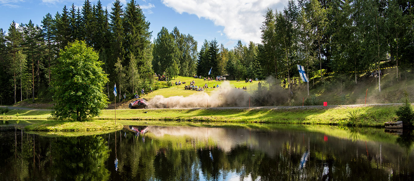 WRC returns to the spiritual home of rallying for the 'Finnish Grand Prix'!