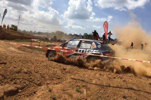 Manvir Singh Baryan / Drew Sturrock, ŠKODA FABIA R5, Multiple Racing Team. Pearl of Africa Uganda Rally 2017 (Photo: Morris Atwine)