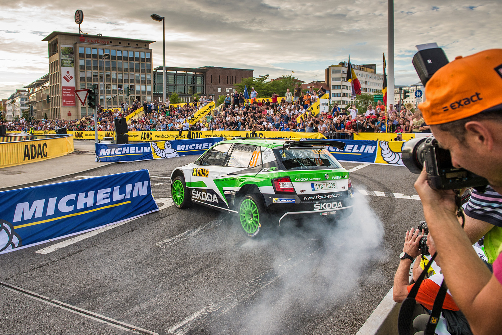 The History of Rally Deutschland