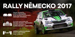 Rallye Deutschland - Základní charakteristika