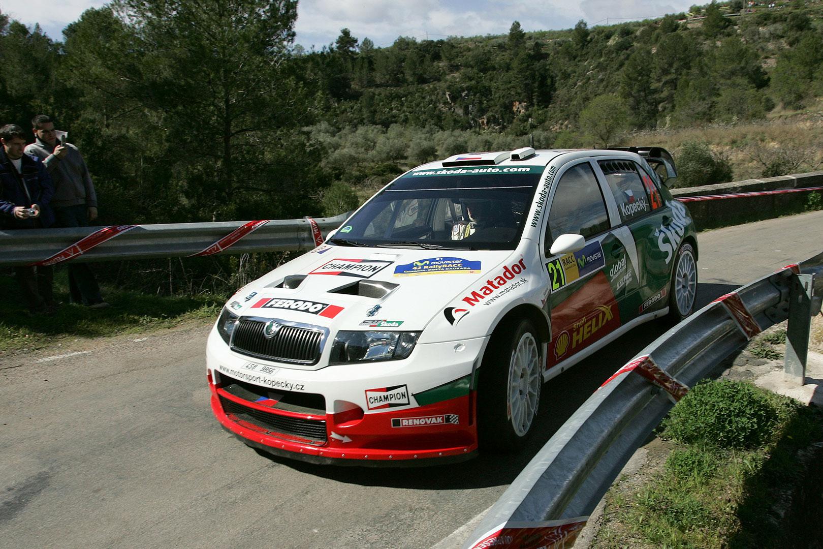 Příběh mnoha změn: Historie RallyRACC Catalunya