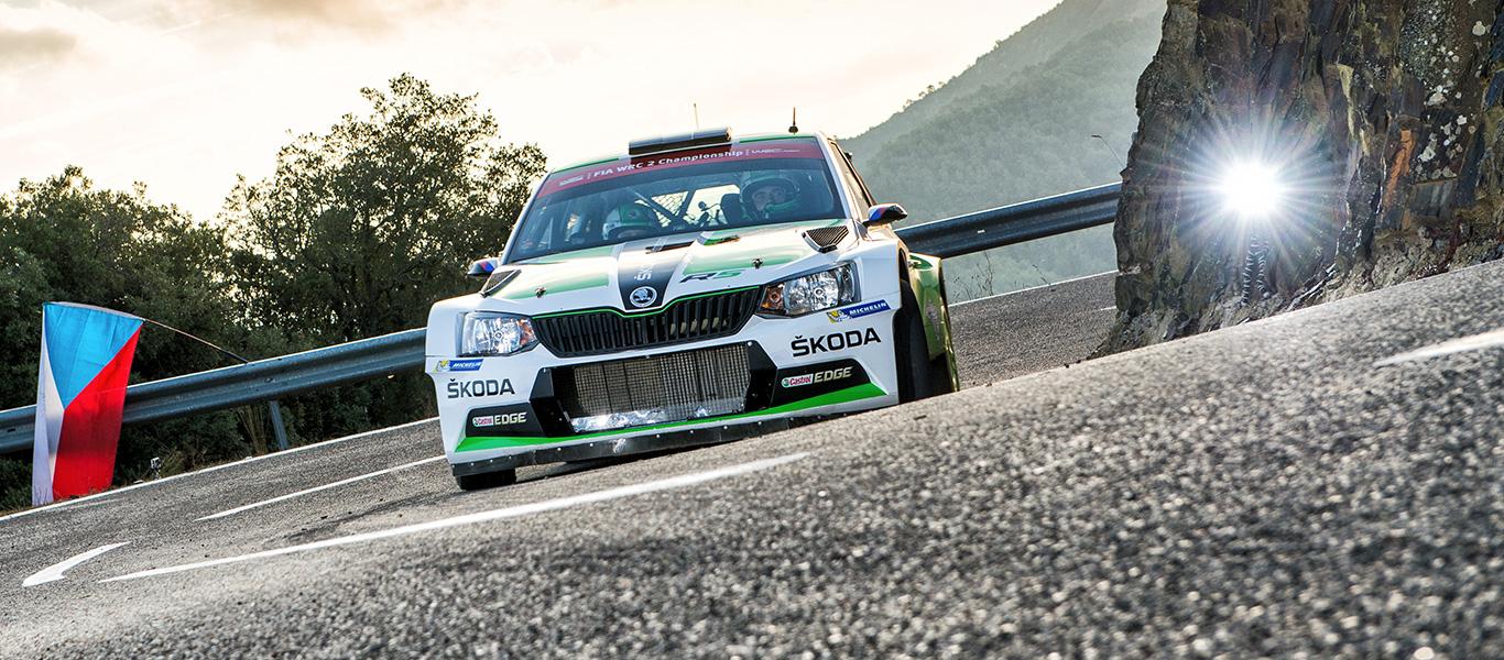 WRC Španělsko: Jedinečná podzimní soutěž se smíšeným povrchem