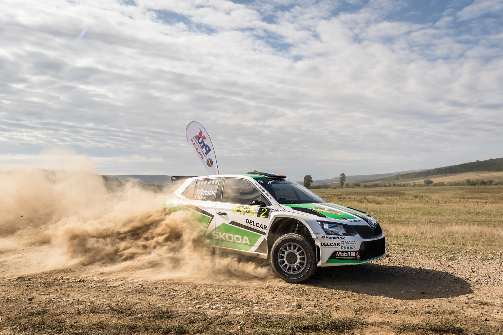 Dan Girtofan: From Romania to European scene on FABIA R5 | Champs Around the World