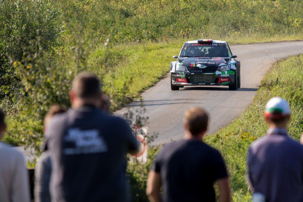 Achiel Boxoen / Jasper Vermeulen, ŠKODA FABIA R5, Atlantic. Omloop van Vlaanderen 2017