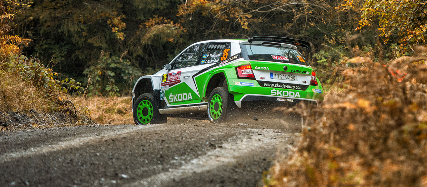 WRC Wales: Autumnal classic seasoned with marathon leg