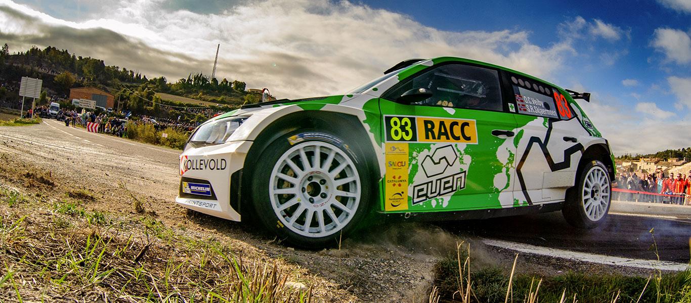 FOTO: Zákaznické týmy ŠKODA na RallyRACC Catalunya – Costa Daurada 2017