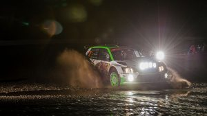 2017 Wales Rally GB - RZ1 Visit Conwy Tir Prince