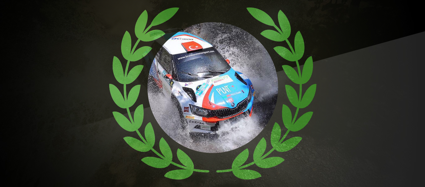 2017 Champs: Burak Çukurova wins maiden Turkish Rally Championship